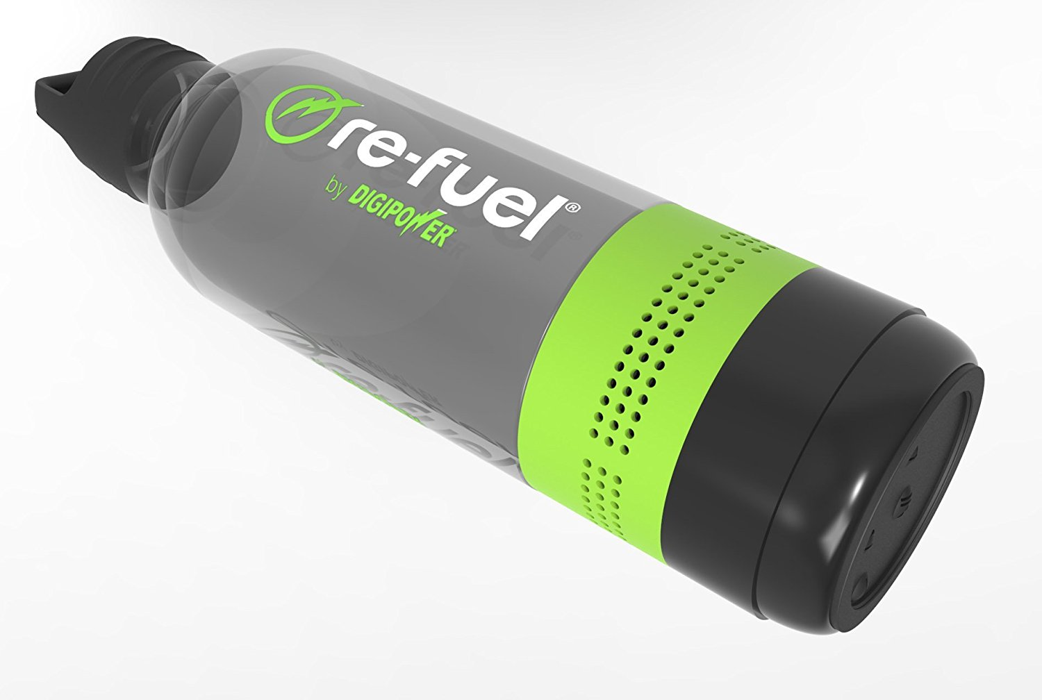2-in1 Bluetooth Speaker with a BPA-Free Water Bottle