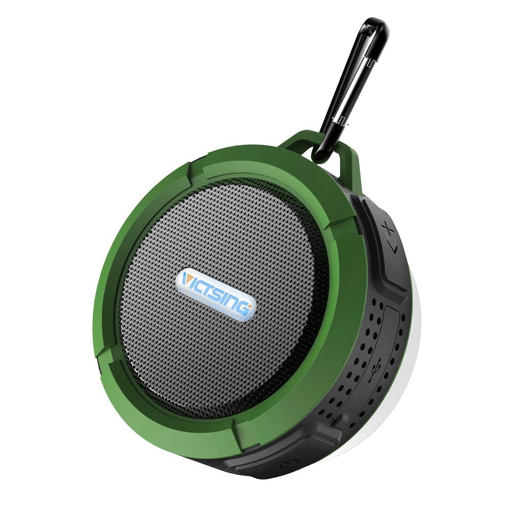 VicTsing Shower Speaker
