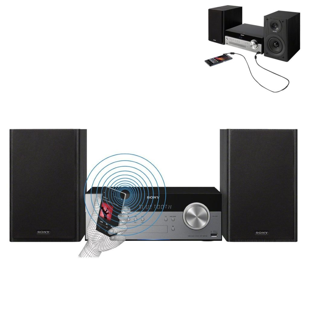 Sony All-In-One Micro Music Stereo System