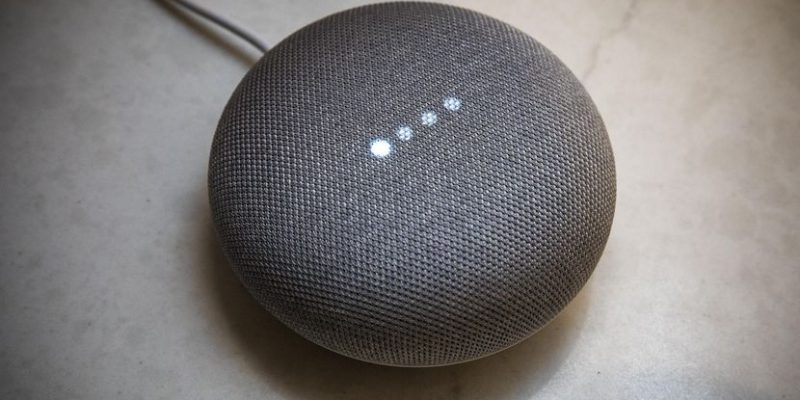Image of Google Home Mini