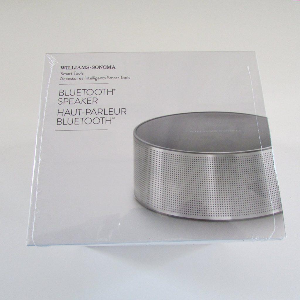 Williams-Sonoma Smart Tools Bluetooth Speaker