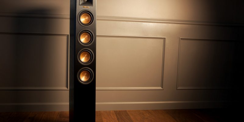 Wireless Bluetooth Floor Standing Speakers