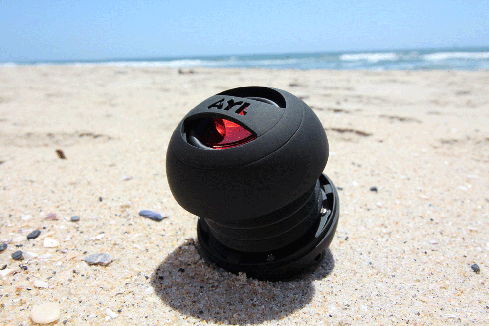 AYL Portable Mini Capsule Wireless Speaker Review