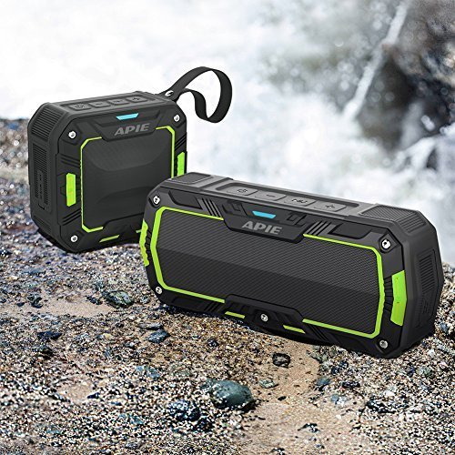 APIE Outdoor Bluetooth Wireless Speaker Review
