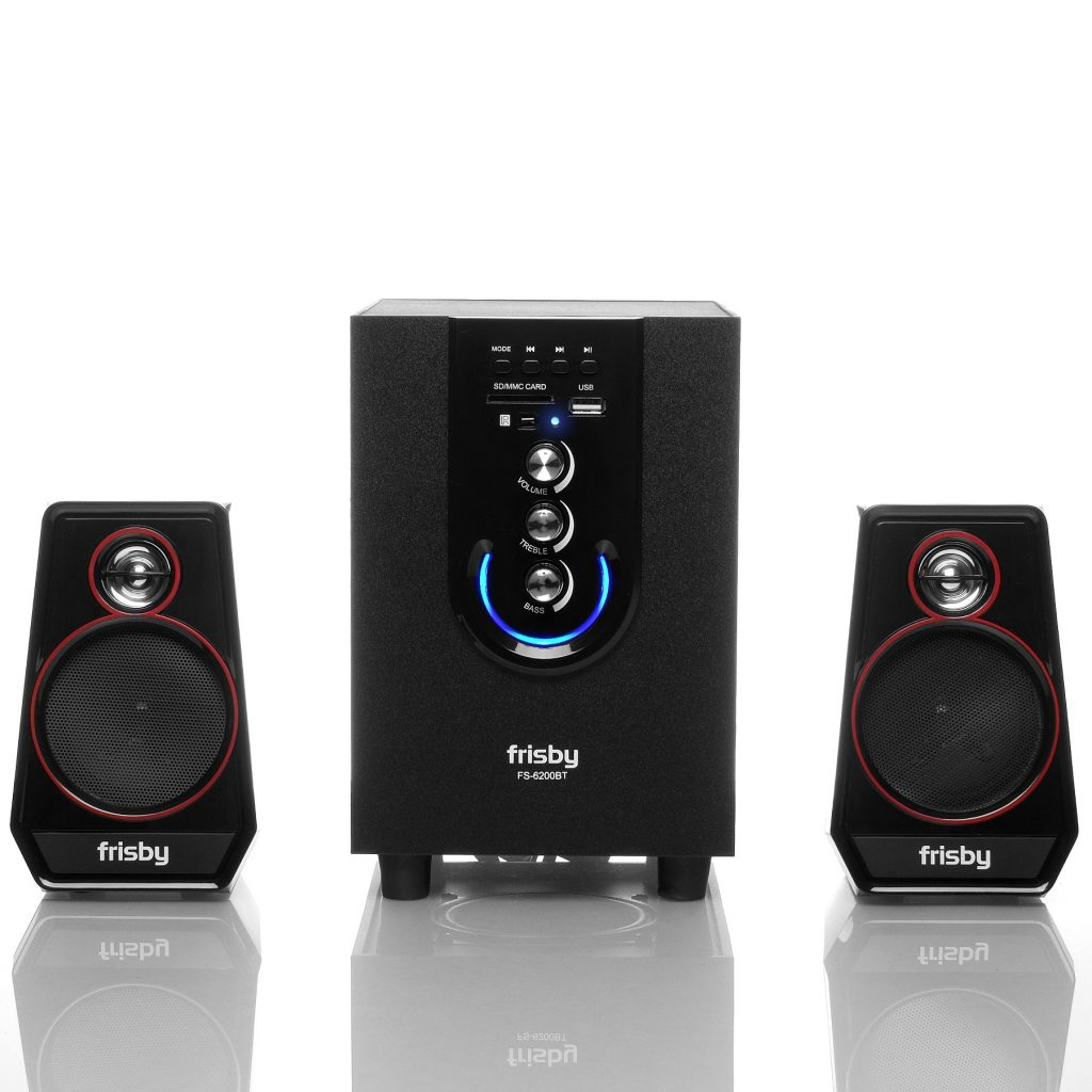 Frisby FS-6200BT Wireless Speaker System Review