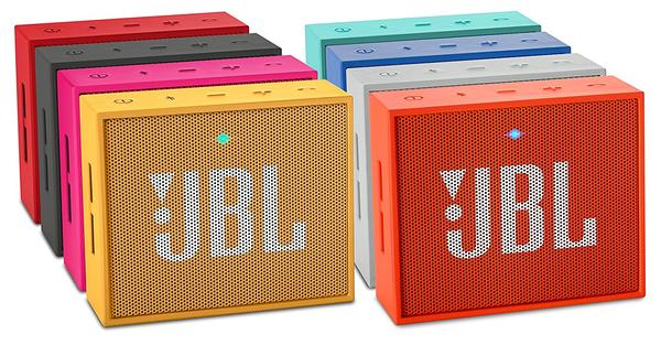 Image of JBL GO Portable Wireless Bluetooth Speaker