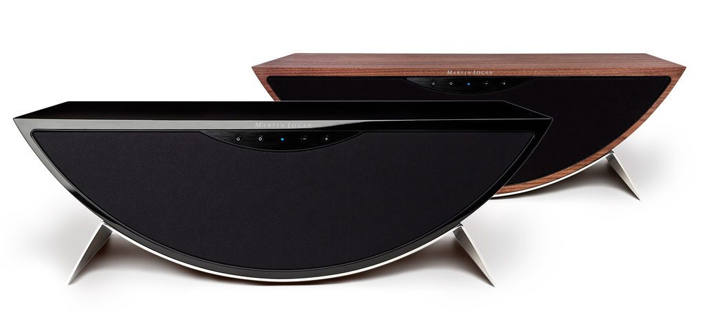 image of The Crescendo X Bluetooth speaker