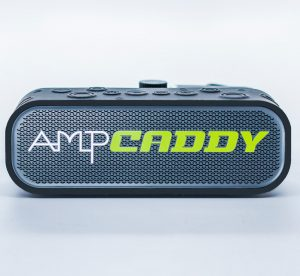 image of Ampcaddy Bluetooth Golf Speaker and Mount
