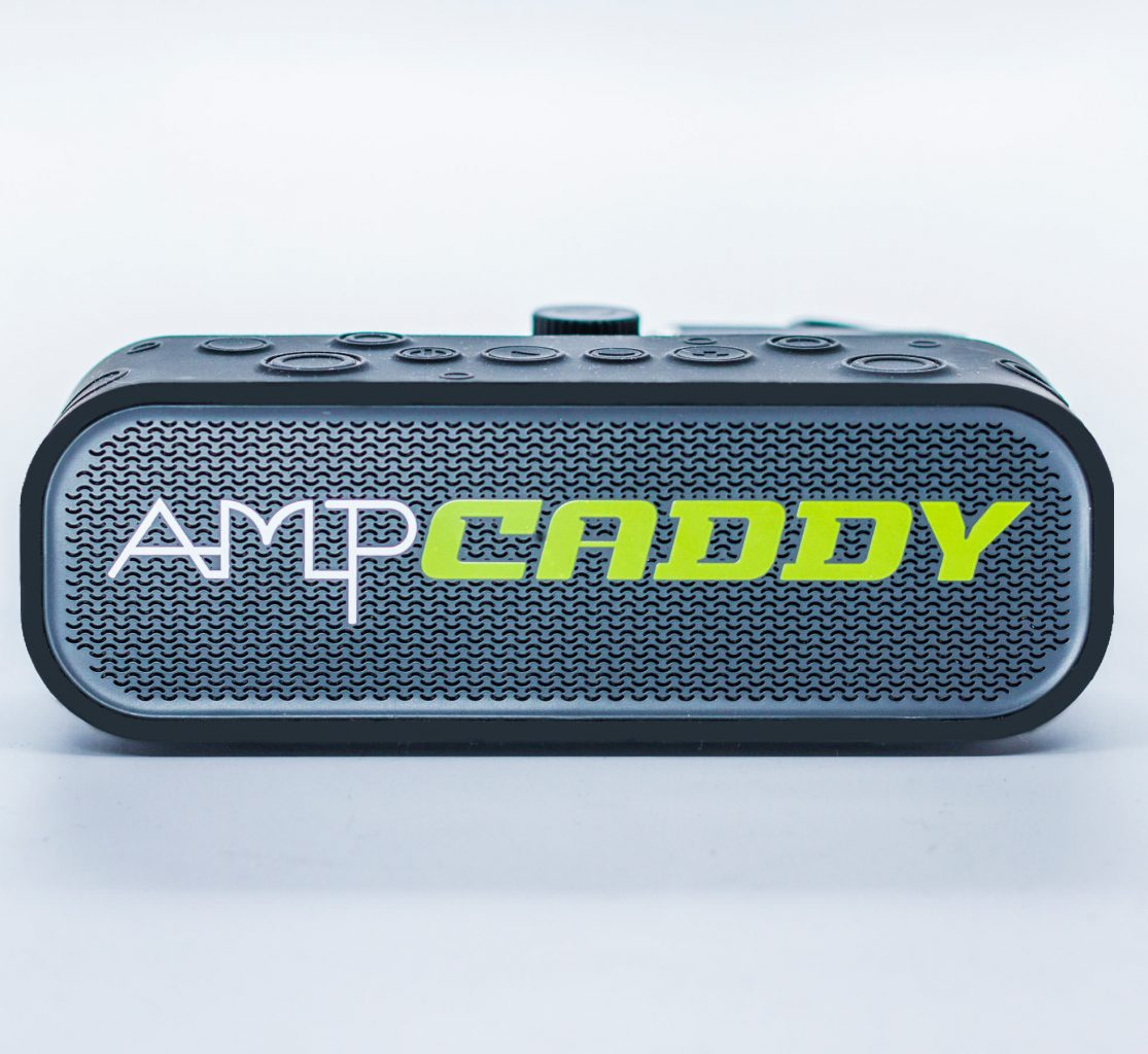 Ampcaddy Bluetooth Speaker and Mount