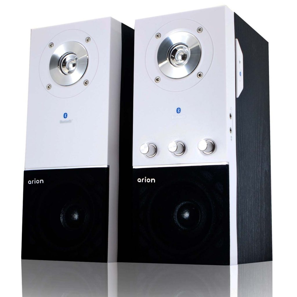 Arion Legacy AR204B-WH Speaker Review
