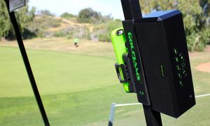 image of GolfJams Golf Cart Bluetooth Speaker