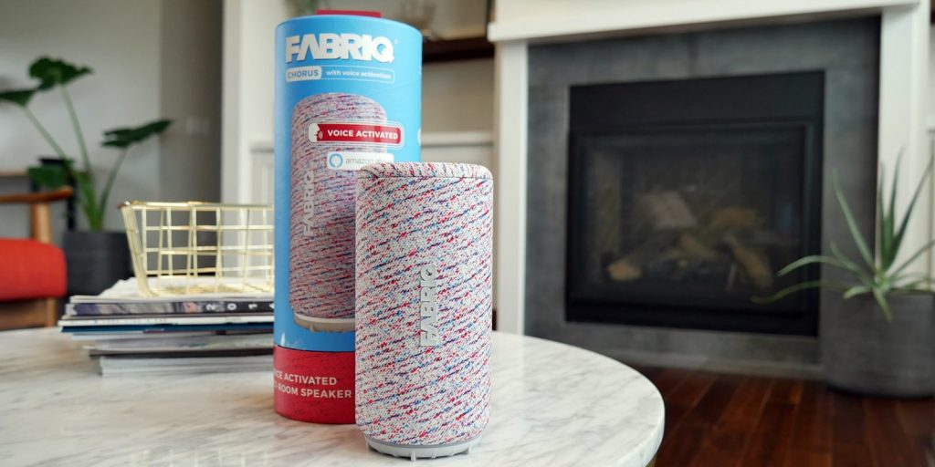 image of Fabriq wireless speaker