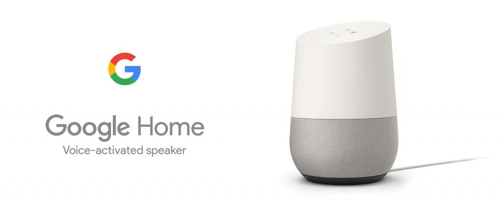 image of Google Home Speaker