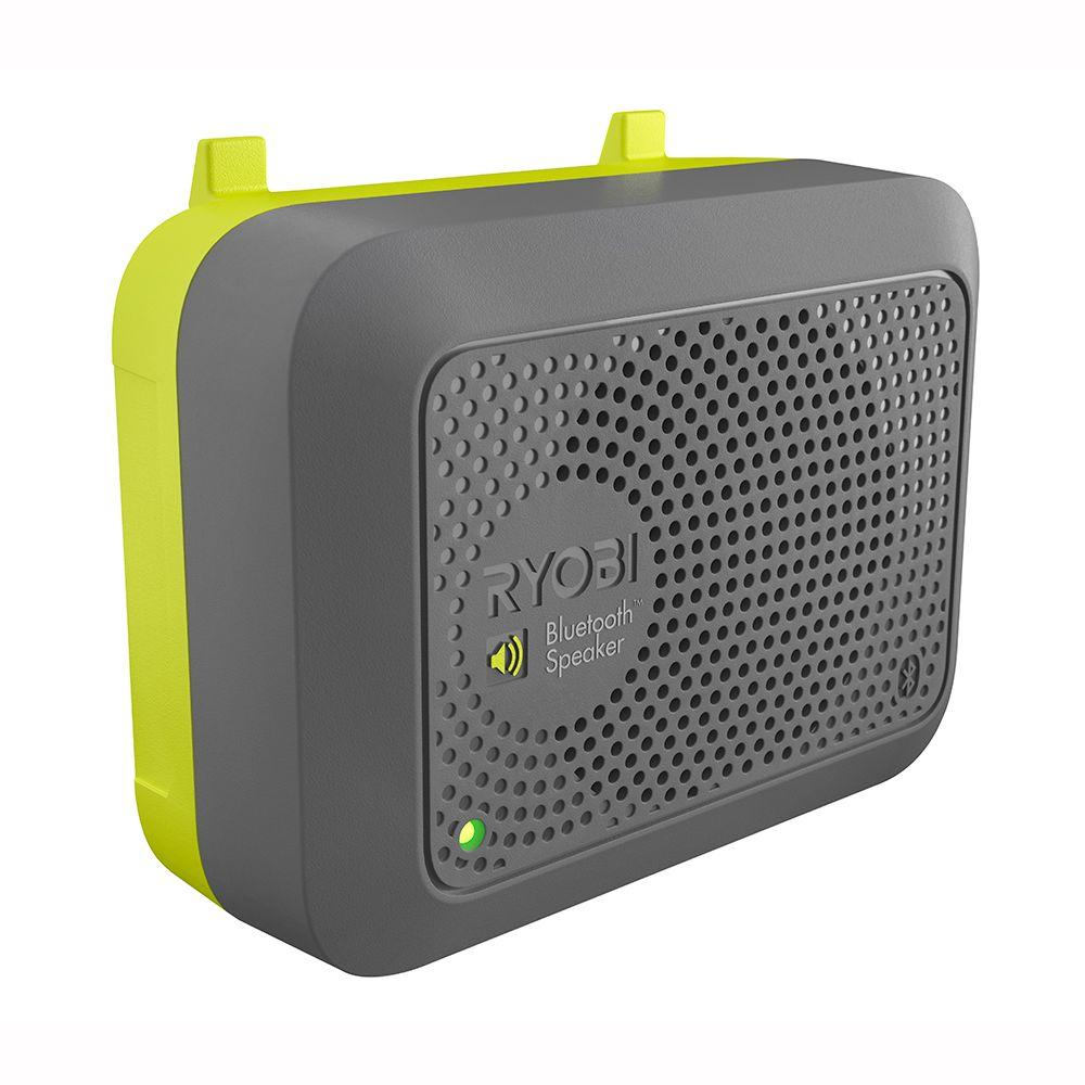 Ryobi Garage Bluetooth Wireless Speaker