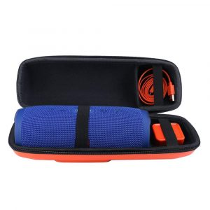 Image of PU Carry Travel Protective Speaker Cover Case